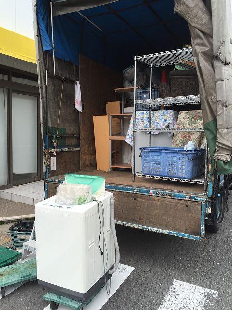 名古屋市昭和区で不用品の回収